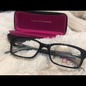 Diane von Furstenberg Eyeglasses Frame - DVF RX
